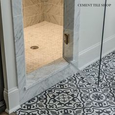 Encaustic Tile Tile Ideas And Tile On Pinterest