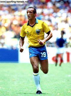 Elzo - Brasil - FIFA Copa do Mundo 1986