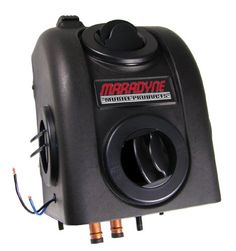 Maradyne High Performance Fans now offers the Sante Fe Auxiliary Heater designed specifically for those older vehicles and hot rods to provide efficient heat and different mounting options. Floor Heater, Rv Garage, Portable Heater, Rv Trailers, Heating And Cooling, Heavy Equipment, Mining Equipment, Heating Systems, Santa Fe