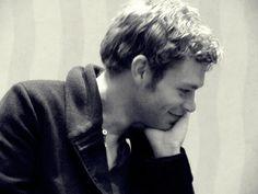 Joseph Morgan ...Gorgeous.