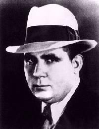 Robert E. Howard, creator of Conan and father of the Sword and Sorcery genre.