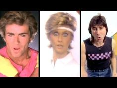 ▶ Top 10 Ridiculous 1980s Music Videos - YouTube