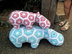 Made from heidi bears pattern happypotamus