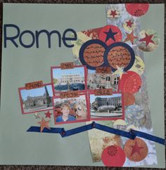 Please consider backing my Kickstarter project and get a 12 by 12 scrapbook to preserve your memories