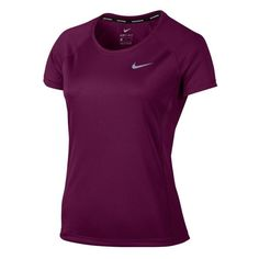 5a2d6d276207e Nwt Nike Women s Dry Miler Plus Extended Size Top Shirt Size 1X 2X 3X 831683