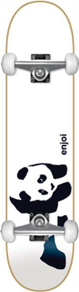 Enjoi Whitey Panda 8.0 Complete