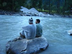 Places to chill in India