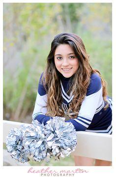 Senior | Senior Pose | Senior girl | Redlands | High School | Cheerleader | Photography  www.heathermartinphotos.com www.facebook.com/photographybyheathermartin