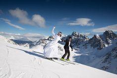 Sissy & Martin – Sylvie Bergmann - Axamer Lizum - Tirol Big Day, Mount Everest, Mountains, Nature, Wedding, Travel, Valentines Day Weddings, Naturaleza, Viajes