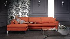 Karney chaise lounge