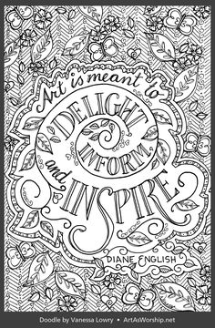 Pin By Mandy Reutter On Kid Stuff Printable Adult Coloring Bible Coloring Pages, Printable Adult Coloring Pages, Cool Coloring Pages, Colouring Pics, Coloring Sheets, Coloring Books, Free Adult Coloring, Coloring Pages Inspirational, Color Quotes