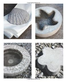 Concrete Garden Projects: