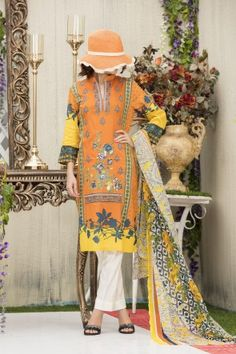 Pakistani Women Eid Clothes, Suits & dresses, Browse our huge eid collection of Pakistani fashion for women from the biggest brands Orient, Junaid Jamshed, Khaadi. Pakistani Designer Clothes, Pakistani Clothes Online, Pakistani Designers, Designer Dresses, Pakistani Kurta, Pakistani Outfits, Eid Dresses, Summer Dresses, Clothes Online Uk