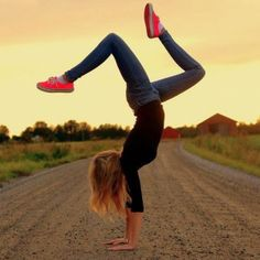 8 Yoga Poses to Help You Get Your Handstand On