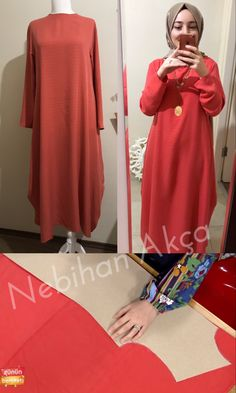 Beautiful Long Dresses, Elegant Dresses, Casual Dresses, Formal Dresses, Muslim Fashion, Hijab Fashion, Fashion Dresses, Hijab Style Dress, Mode Hijab