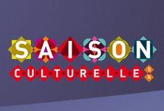 Saison culturelle des Portes de l'Essonne | Ink dezign Strasbourg, Calm, Design, Puertas