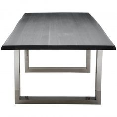 London Dining Table, Grey Oak - Dining Tables - Dining - Furniture
