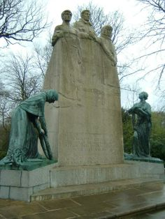 Burnley War Memorial, Towneley Park, Burnley, Lancashire