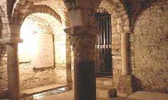 cripta cattedrale