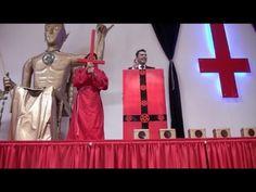 Chocante! Templo de Lúcifer é inaugurado na Colômbia
