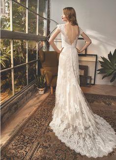 Rückenausschnitt – Happy Brautmoden