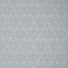 Warwick Fabrics : ASHWICK, Colour SKY Roll Blinds, Warwick Fabrics, Kitchen Seating, Cafe Design, Fabric Wallpaper, Fabric Sofa, Coastal Decor, Satin Fabric, The Hamptons