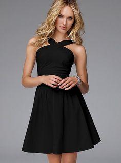 The Crisscross Dress #VictoriasSecret http://www.victoriassecret.com/clothing/dresses/the-crisscross-dress?ProductID=38500=OLS?cm_mmc=pinterest-_-product-_-x-_-x
