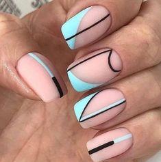 Here are the 10 most popular nail polish colors at OPI - My Nails Stylish Nails, Trendy Nails, Dope Nails, Fun Nails, Ongles Forts, Nagellack Design, Geometric Nail Art, Best Acrylic Nails, Dream Nails