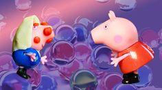 Color Ball Show for Kids Learn Colors with Peppa Pig