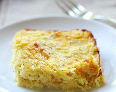 "<strong>Get the <a href=""http://healthyrecipesblogs.com/2014/02/26/spaghetti-squash-casserole/"" target=""_blank"">Cheesy Spaghetti Squash Casserole recipe</a> by Healthy Recipes Blogs</strong>"