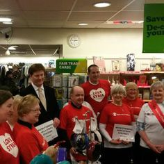 MP Danny Alexander supports #Syria campaign at our Inverness shop http://dannyalexander.org.uk/news_detail.asp?newsID=401