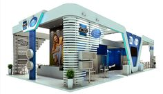 Stand Teuto Pfizer on Behance