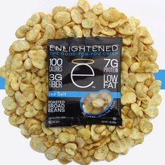 Want the scoop on the best Back to School Snacks? No surprise your favorite bean snack is on @aboutdotcom's list! ENLIGHTENED Crisps are easy to pack have great flavor and a perfect nutrition profile to fuel those brains!  An A grade no doubt!  http://ift.tt/1KPCcHO