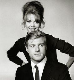 Robert Redford & Jane Fonda