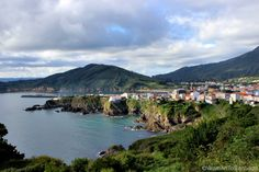 Vista de #Cariño #ACoruña #Galicia #CaminodelMar #CaminodeSantiago
