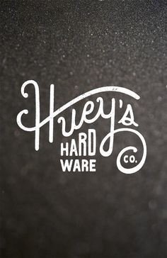 Huey´s Hard Ware Co. by Ricky Ray Lester Jr.