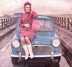 Austin Mini | Faro Car Hire | Faro airport Car Hire | Algarve | www.auto-rent-algarve.com Classic Cars British, Classic Mini, Up Auto, Austin Seven, 1960s Cars, Bmw, E Type, Vintage Boots, Girl Photography Poses