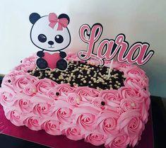 50 Ideias Festa Panda 32 Baby Boy Birthday Cake, Panda Birthday Party, Panda Party, 1st Birthday Parties, Bolo Panda, Panda Baby Showers, Panda Cakes, Cake Pops, Diy Cake