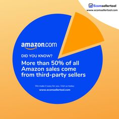 Visit us at www.ecomsellertool.com  Follow us @ecomsellertool Follow us @ecomsellertool - - - - - - - - - #amazon #amazonprime #amazonfbatips #amazonsellers #amazonfbalife #amazonfbaseller #amazonfbaexpert #amazonsellersofinstagram #amazonbusiness #amazonseller #amazonfbaus #amazonproducttesters #amazonsellersclub Amazon Sale, Amazon Fba, Warehouse Management, Amazon Advertising, Amazon Fulfillment Center, Supply Chain Management, Software Development, Case Study, Cool Words