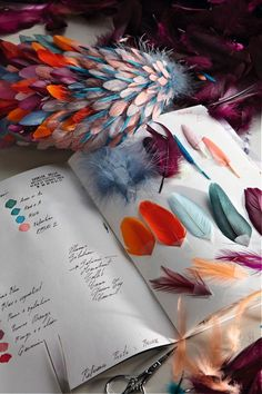 Nelly Saunier featherwork atelier in Haute Couture Ateliers