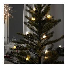 STR…LA LED light chain with 12 lights IKEA The LED light bulb
