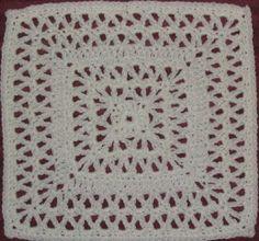 YarnCrazy crochet world: Double-Framed Lace