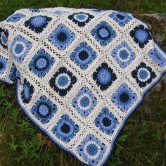 Crochet For Children: Seaside Blues - Free Pattern
