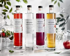 Method + Standard Vodka on Packaging of the World - Creative Package Design Gallery