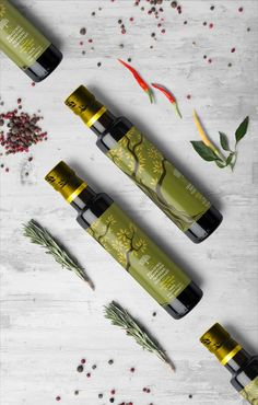 See how this olive oil company reflects the product and culture of the company.