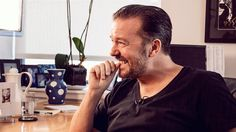 In this first installment of Creation Stories, Ricky Gervais shares a doozy about an early, indelible writing lesson