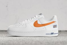 Nike Unveils a Trio of NYC-Edition Air Force 1s