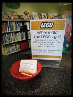 LEGO MAY-nia!