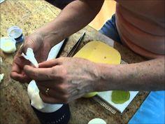 Gumpaste Iris Part One
