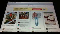 How to Setup the Pinterest Bookmarklet on a Apple iPad. Check out the complete tutorial here: http://iosbookmarklets.com/tutorials/pinterest...